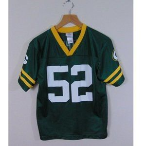 NFL Team Apparel Youth L Green Bay Packers Jersey